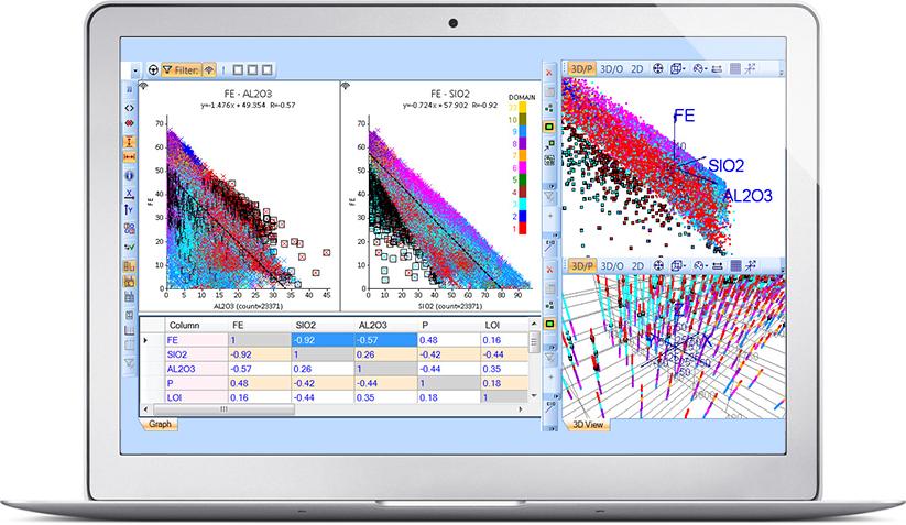 X10-Geo Software